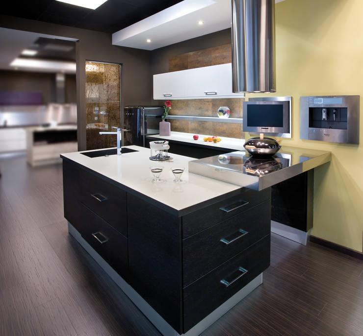 Cocinar con gusto en las cocinas de hoy - Cocinas de cocinar ...