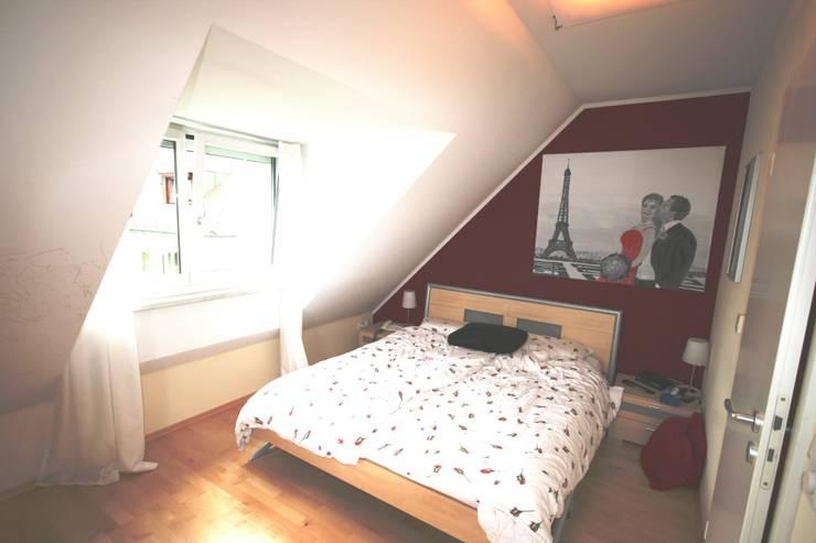 home staging ein reihenhaus wird optimiert. Black Bedroom Furniture Sets. Home Design Ideas
