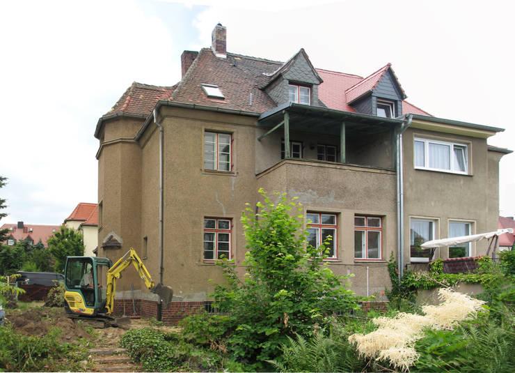 viktorianisches haus modernes interieur einbauleuchten holz elemente