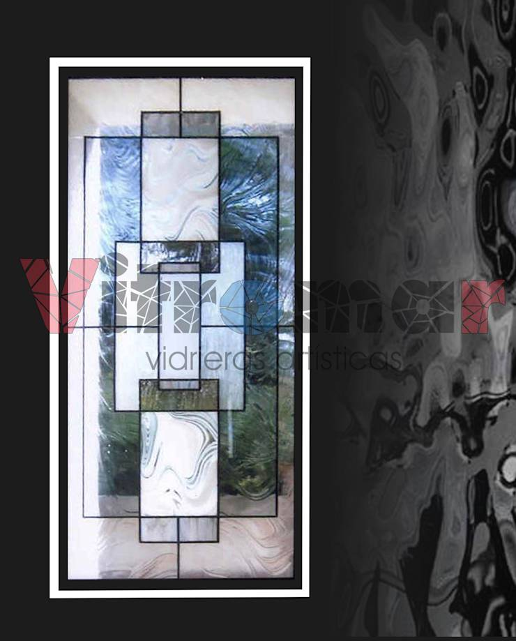 Vidrieras para la arquitectura contempor nea de vitromar - Vidrieras modernas ...