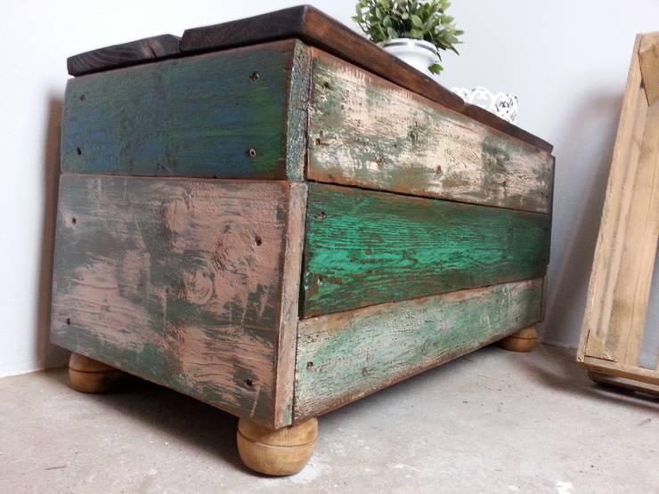 coole alternativen zum langweiligen nachttisch. Black Bedroom Furniture Sets. Home Design Ideas