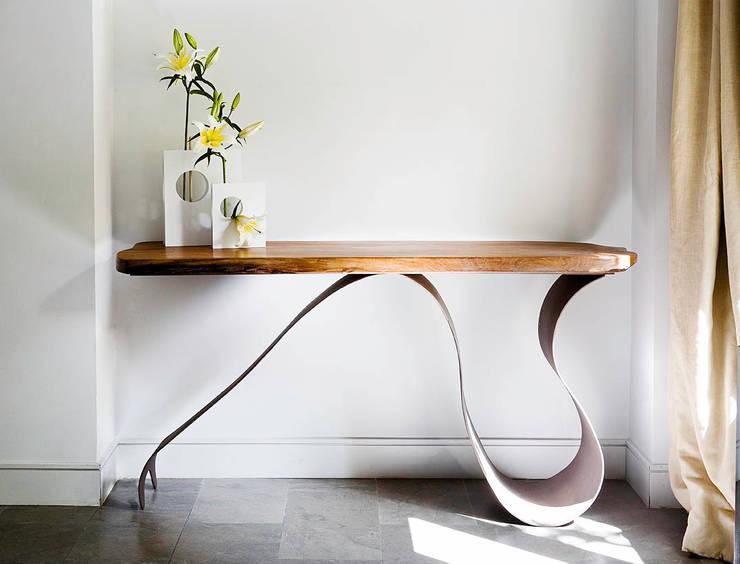 10 muebles para conseguir una entrada atractiva y elegante - Consola muebles entrada ...