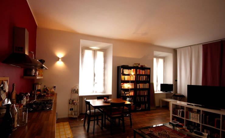 Appartamento a Milano di Coffee Architects  homify