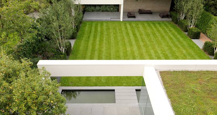 6 splendides jardins minimalistes - Definition de puriste ...