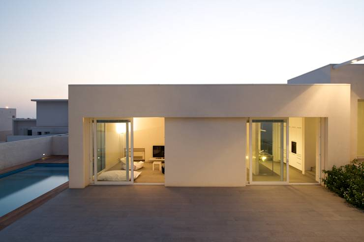 L 39 abitazione mediterranea casa asm for Moderni piani di casa mediterranea