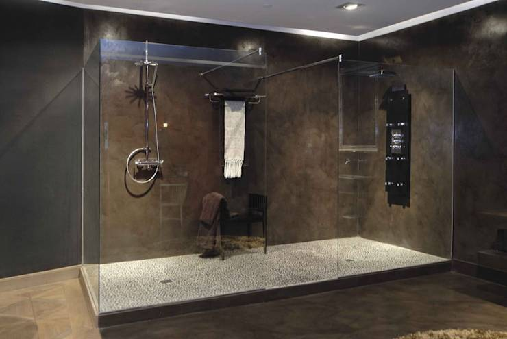 10 dise os de duchas para 10 ba os diferentes - Ducha de diseno ...