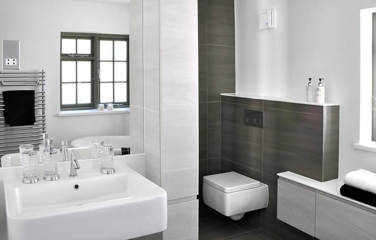 Bathrooms Redesign De Studio TO Homify