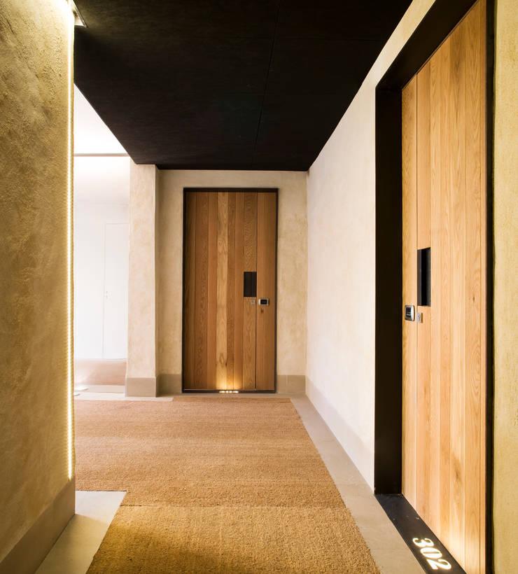 Hotel eme en sevilla espa a de donaire arquitectos homify - Hotel eme sevilla spa ...