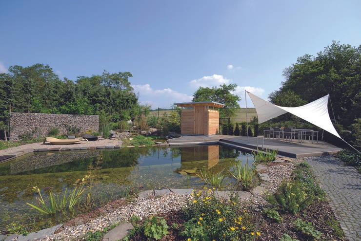 Classic style terraces DAVINCI HAUS GmbH & Co. KG