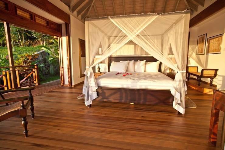 Schlafzimmer romantisch kerzen  Sanviro.com | Romantische Schlafzimmer Deko