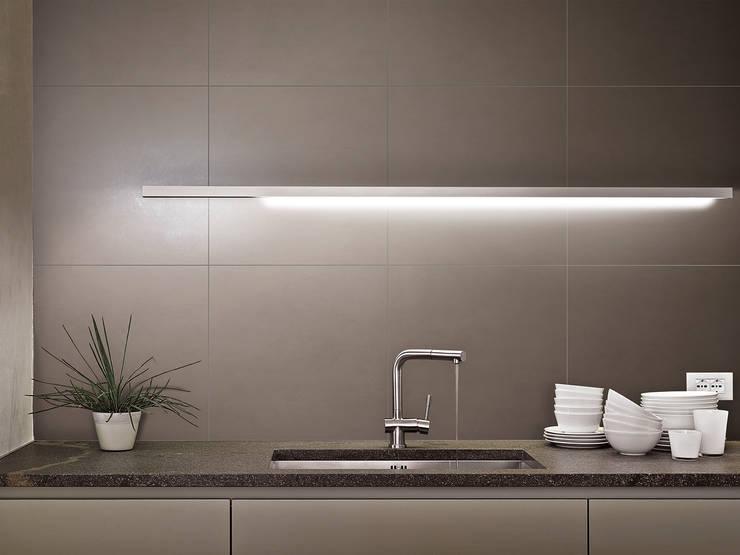 Le piastrelle per cucina moderne e utili - Piastrelle per piano cucina ...