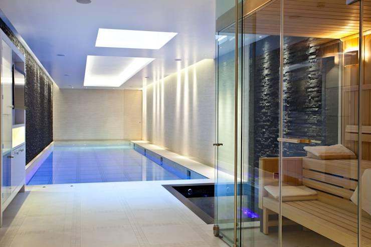 Why you should own a sauna for Open door swimming pool london