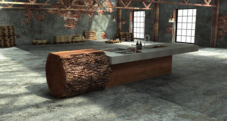thema der woche au ergew hnliche k chen. Black Bedroom Furniture Sets. Home Design Ideas