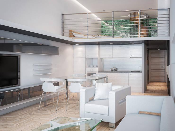 7 piccoli appartamenti da copiare assolutamente for Appartamenti moderni