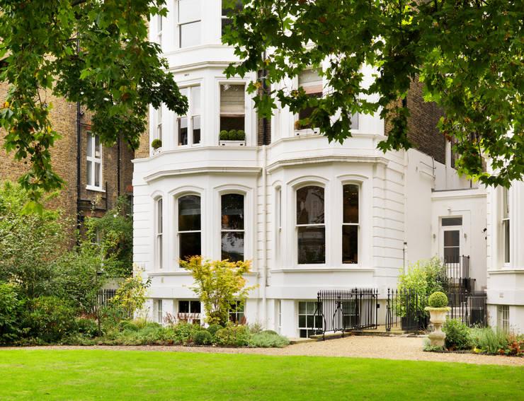Casa classica con sorpresa moderna for Nuova casa classica