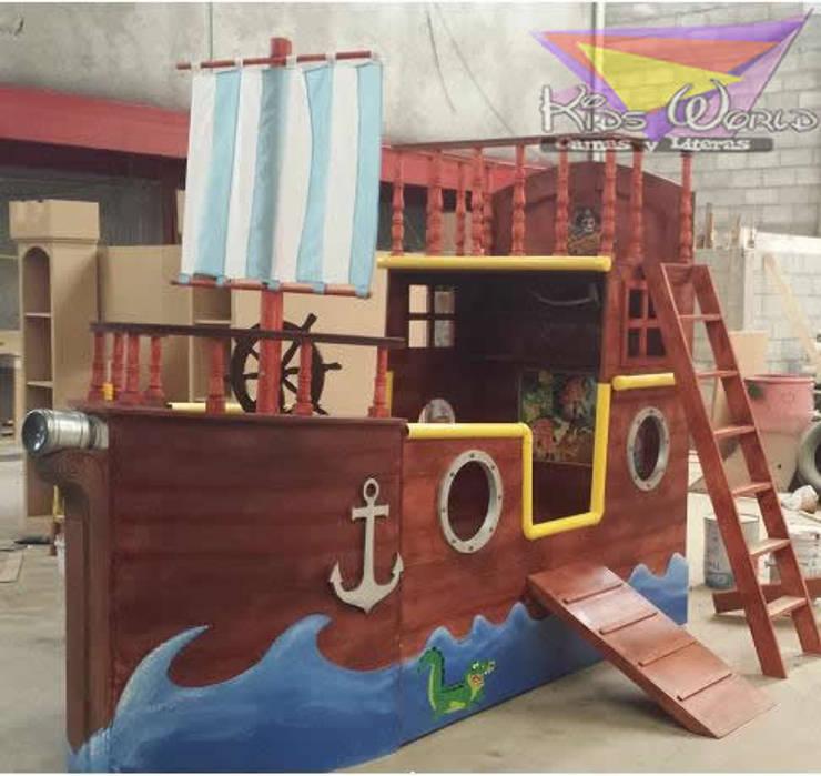 Camas y muebles para ni os de camas y literas infantiles for Camas infantiles para ninos