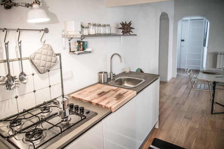Compacte Keuken In Appartement : Compacte keuken