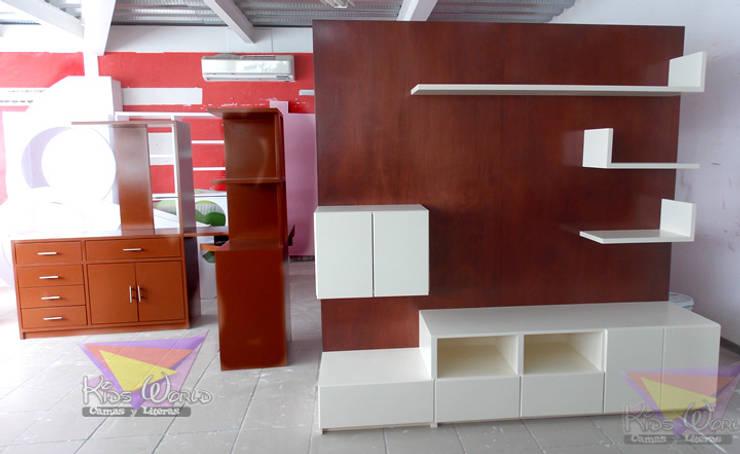 Muebles para el hogar de camas y literas infantiles kids world