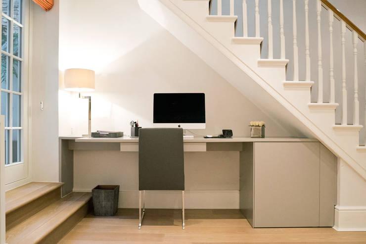 klassische Arbeitszimmer von Ardesia Design