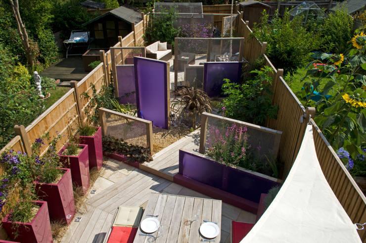 Muur ideeen tuin tuindesign tips en tuinidee n voor een kleine tuin met foto s - Tuin ideeen ...