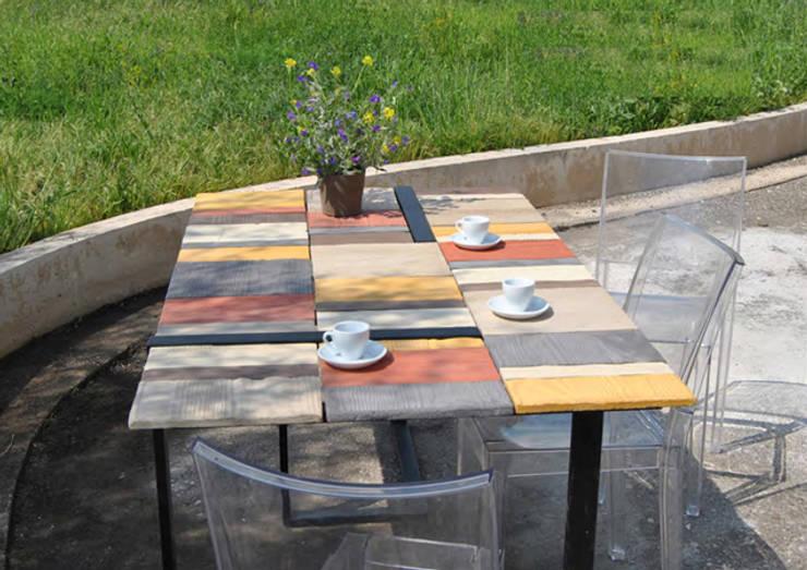 Tavoli da giardino per tutte le stagioni