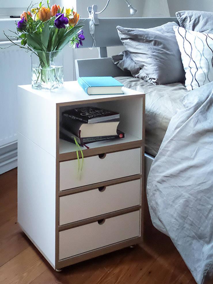 schlafzimmer di stocubo das modulare regalsystem homify. Black Bedroom Furniture Sets. Home Design Ideas