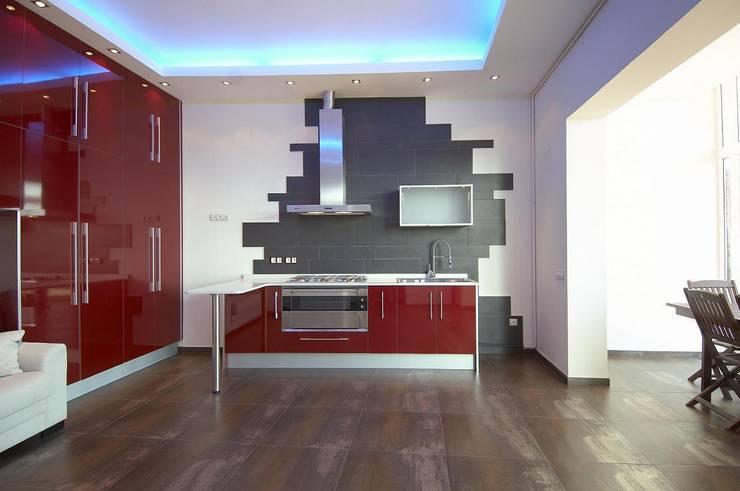 Idee Per Dipingere Pareti Cucina. Pitture Moderne Per Interni With ...