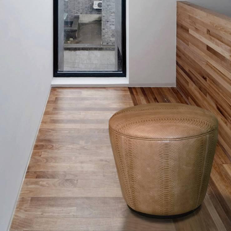 trendm bel pouf siegeszug eines polsterhockers. Black Bedroom Furniture Sets. Home Design Ideas