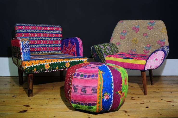 Tapizar sillas y sillones una nueva cara para tu sal n - Telas para tapizar un sillon ...