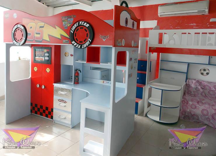 Camas y muebles para ni os de camas y literas infantiles - Camas altas ninos ...