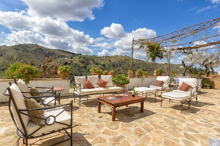 Patios y terrazas 10 pisos sensacionales for Pisos para patios y jardines