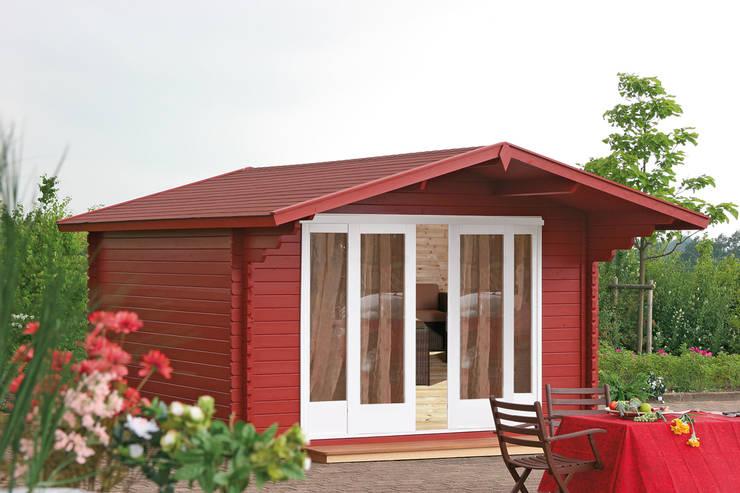 7 geniale ideen f r ein gartenhaus - Gartenhaus im schwedenstil ...