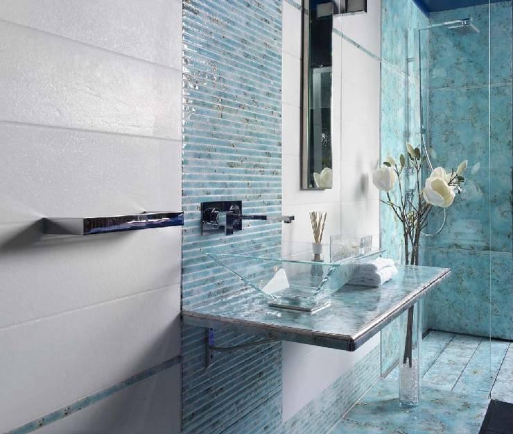 Mattonelle per il bagno 10 soluzioni da non perdere - Mattonelle mosaico per bagno ...