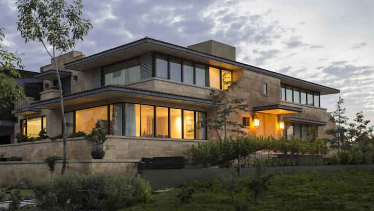 Casa de artigas arquitectos homify for Casa moderno kl
