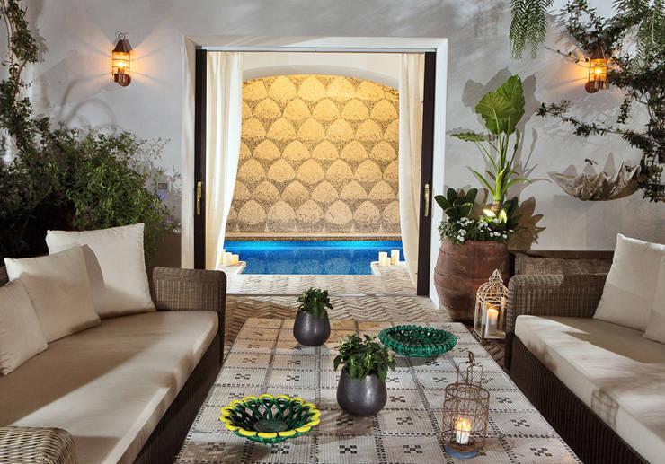 Come avvicinare la propria casa ad uno stile mediterraneo for Case del ranch di stile della prateria