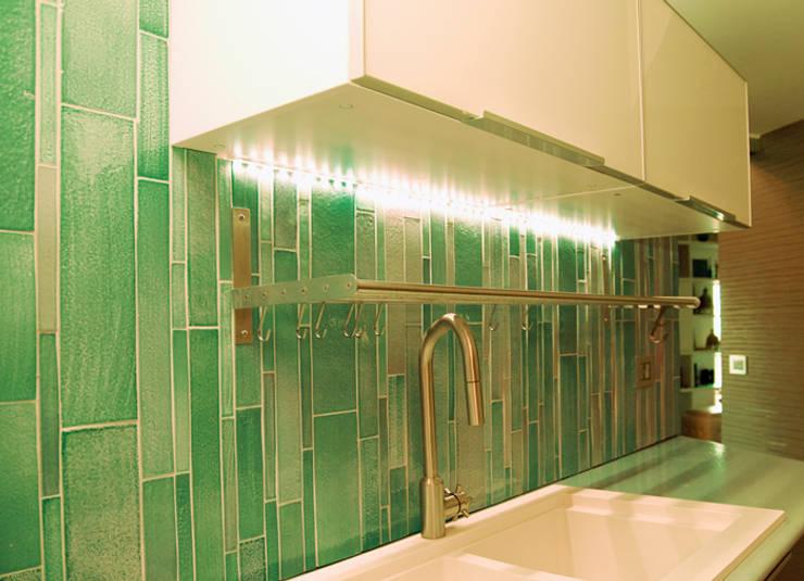 Groene Wandtegels Keuken : Wandtegels keuken groen wandtegels keuken quadrifoglio file