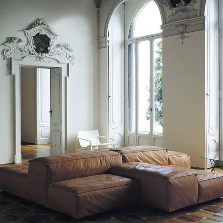 Sof s para a sua sala de estar - Mobilificio marchese ...