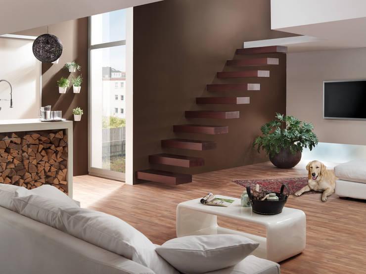 welche treppe eignet sich am besten f r ein kleines haus. Black Bedroom Furniture Sets. Home Design Ideas