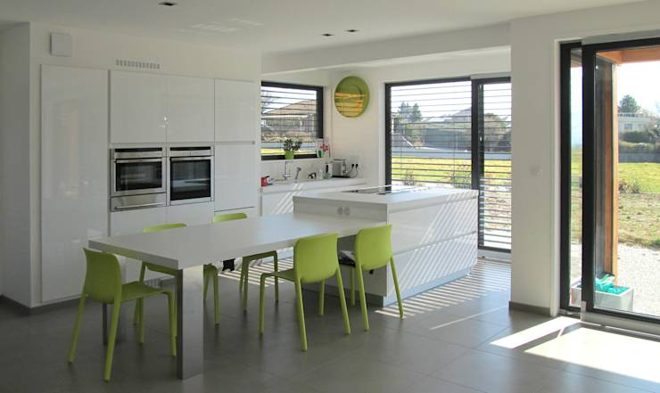 7 tables qui transformeront votre cuisine for Transformer une table de cuisine