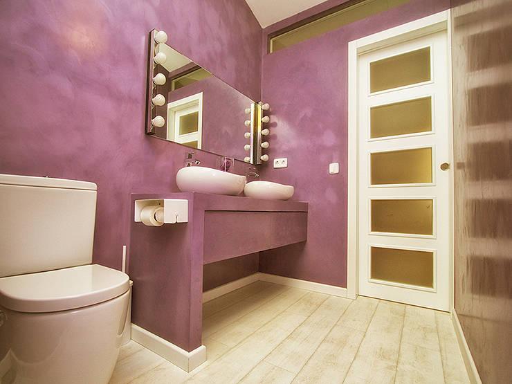 Ideas para incorporar un espejo de camerino for Espejo camerino bano