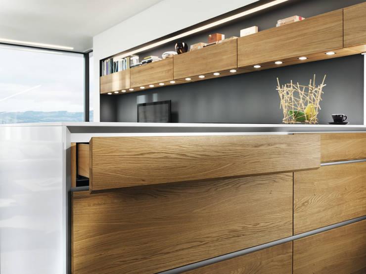 designer k chen von team 7 von eckhart bald naturm bel homify. Black Bedroom Furniture Sets. Home Design Ideas