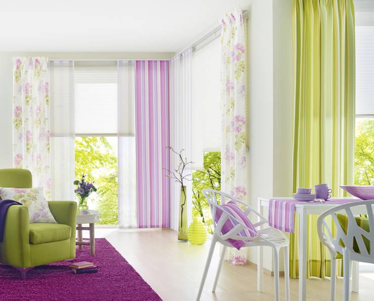gardinen und sonnenschutz plissee fl chenvorh nge und mehr von unland international gmbh. Black Bedroom Furniture Sets. Home Design Ideas