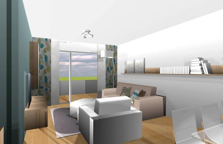 Optimiser petit appartement par agence concept decoration homify - Optimiser petit appartement ...