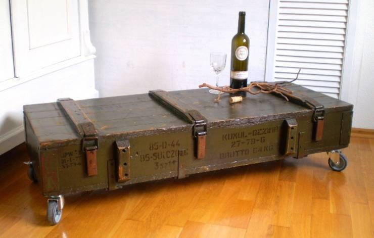 industrie look von galerie artcat homify. Black Bedroom Furniture Sets. Home Design Ideas