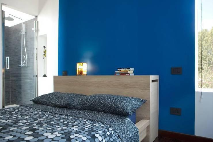 Come ricavare un bagno nella camera da letto for 2 camere da letto 2 piani del bagno