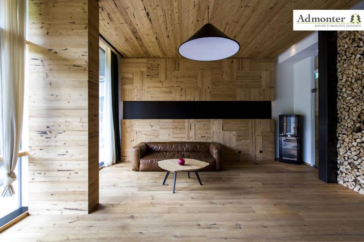 Bauen mit Holz im Innen- und Außenraum