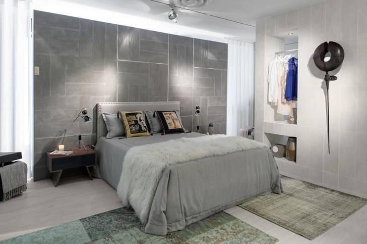 Modernos revestimientos para las paredes del dormitorio - Decoracion de paredes de dormitorios ...