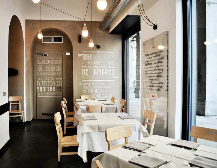 L arredamento speciale per bar e ristoranti for Arredamento pizzeria