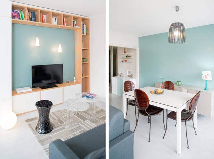 Appartement caluire de marion lano architecte d - Marion lanoe architecte d interieur ...
