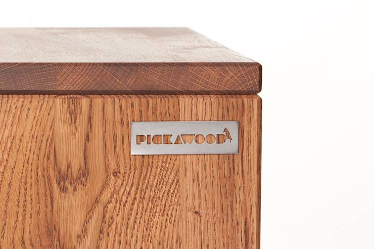 b cherregal aus massivholz nach ma von pickawood gmbh. Black Bedroom Furniture Sets. Home Design Ideas